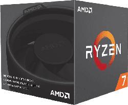 Ryzen 7 2700, 8x 3.2 GHz, boxed (YD2700BBAFBOX)