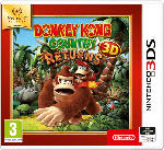 Saturn Donkey Kong Country Returns 3D Selects