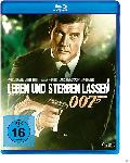 Media Markt James Bond 007 - Leben und sterben lassen [Blu-ray]