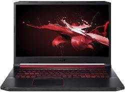 Gaming Notebook Acer Nitro 5 AN517-51-787X, schwarz, i7-9750H, GTX1660Ti, 16GB, 512GB (NH.Q5DEV.01D)