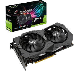 Grafikkarte ROG Strix GeForce GTX 1660 SUPER OC 6GB (90YV0DW0-M0NA00)