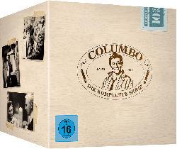 Columbo - Die komplette Serie (Staffel 1-10) Box