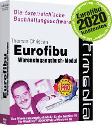 Eurofibu Wareneingangsbuch 2019 Professional