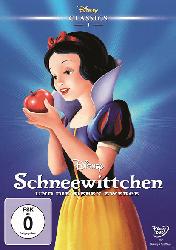Schneewittchen und die sieben Zwerge Disney Classics 1