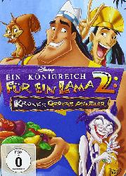 Ein Königreich Für Ein Lama 2 – Kronks Großes Abenteuer