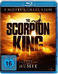The Scorpion King - 4 Movie Collection