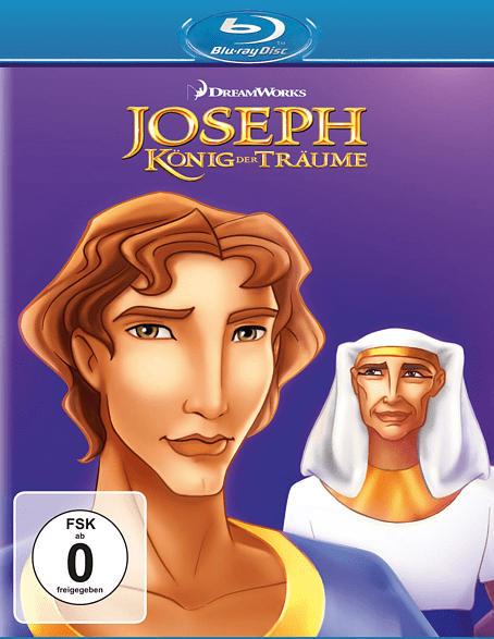 Joseph: König der Träume [Blu-ray]