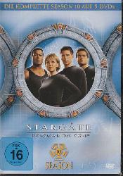 Stargate Kommando SG1 - Staffel 10