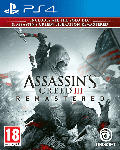 Saturn Assassin's Creed III Remastered