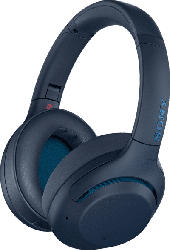 Bluetooth Kopfhörer WH-XB900N Over-Ear, kabellos, Noise Cancelling, blau