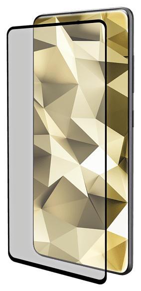 Displayschutzglas für Samsung Galaxy A51, transparent/schwarz (IPG-5080-2.5D)