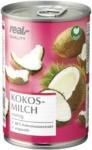 real Kokosmilch jede 400-ml-Dose - bis 08.08.2020