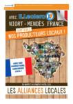 E. Leclerc Les Alliances Locales - au 18.04.2020