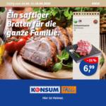 Konsum Dresden Wöchentliche Angebote - bis 18.04.2020