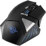 Saturn Gaming Mouse, bis zu 2750 dpi, 8 Tasten, beleuchtet