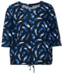 NKD Damen-Shirt mit Feder-Muster, große Größen - bis 06.06.2020