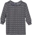 NKD Damen-Bluse mit Tupfen-Muster, große Größen - bis 06.06.2020