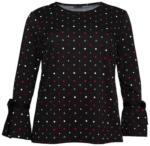 NKD Damen-Shirt mit Volants, große Größen - bis 06.06.2020