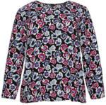 NKD Damen-Bluse mit Blüten-Muster, große Größen - bis 06.06.2020