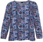 NKD Damen-Bluse mit kreativem Muster, große Größen - bis 06.06.2020