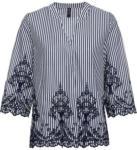 NKD Damen-Bluse mit Lochstickerei - bis 30.05.2020