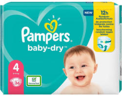 Pampers Baby Dry Gr. 4 Einzelpack