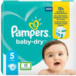 Pampers Baby Dry Gr. 5 Einzelpack