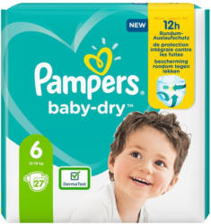 Pampers Baby Dry Gr. 6 Einzelpack