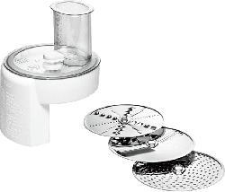 Durchlaufschnitzler MUZ4DS4 für MUM4 Küchenmaschine