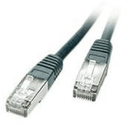 Netzwerkkabel 10m CAT5e, grau