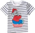 Ernsting's family Benjamin Blümchen T-Shirt im Ringel-Look