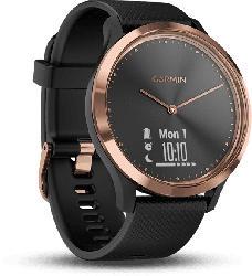Hybrid Smartwatch Vivomove HR, rosegold/schwarz (010-01850-06)