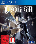 MediaMarkt Judgment [PlayStation 4]