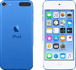 Saturn iPod Touch 32GB, blau (MVHU2FD/A)