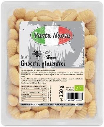 Gnocchi glutenfrei