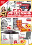 Wreesmann Große NEUERÖFFNUNG in Lauchhammer - bis 24.04.2020