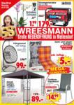 Wreesmann Große NEUERÖFFNUNG in Mellendorf-Wedemark - bis 24.04.2020