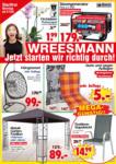 Wreesmann Wochenangebote - bis 01.05.2020
