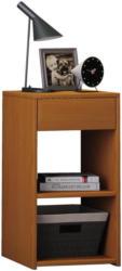 Beistelltisch Sledo Maxo B/H: 35/65 cm Buche Dekor