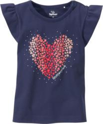 Baby T-Shirt mit Herz-Print (Nur online)