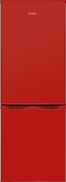 BOMANN KG 322  Kühlgefrierkombination (A+++, 110 kWh/Jahr, 1430 mm hoch, Rot)