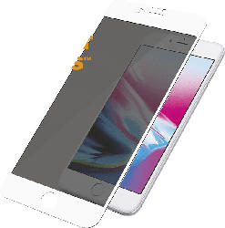 PANZERGLASS Privacy, Schutzglas für iPhone 6 Plus, iPhone 6s Plus, iPhone 7 Plus, iPhone 8 Plus