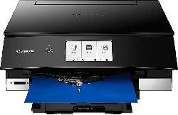Multifunktionsdrucker PIXMA TS8350 schwarz, Tinte (3775C006)