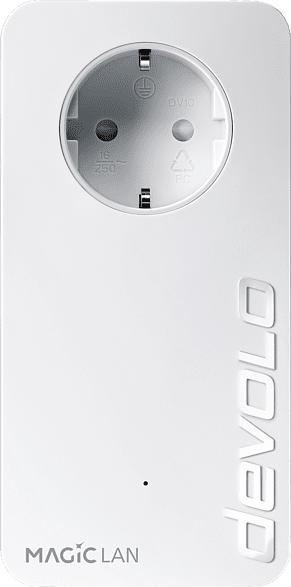 Powerline Adapter DEVOLO 8502 Magic 2 LAN triple Ergänzungsadapter 2400 Mbit/s kabelgebunden