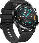 MediaMarkt Smartwatch Watch GT 2 Sport Edition 46mm Schwarz mit Silikonarmband