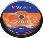 MediaMarkt Rohlinge DVD-R 4.7GB 16x, 10er Spindel (43523)