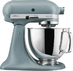 4.8 l Küchenmaschine Artisan 5KSM175PSEMF Matte Fog Blue