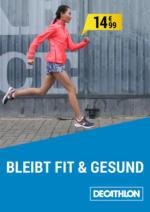 Bleibt fit & gesund