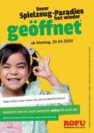 ROFU Kinderland Wiedereröffnung - bis 29.05.2020