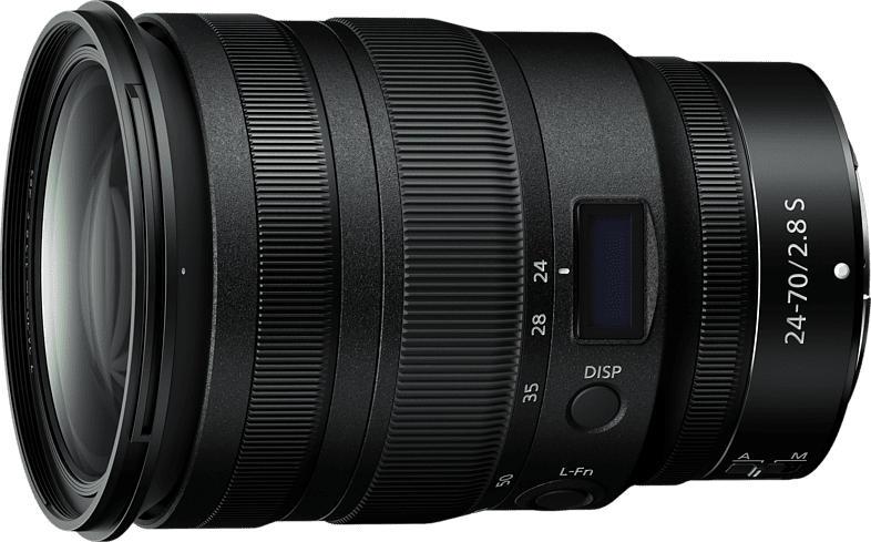 Objektiv Z 24-70mm f2.8 S, schwarz (JMA708DA)
